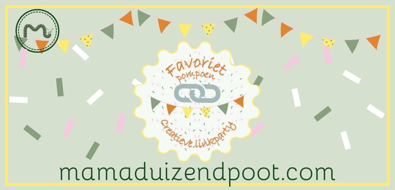 creatieve linkparty favorieten - pompoen